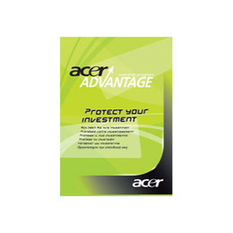 Buy Acer Advantage Light Notebook Parts and Labour - 3 yrs pick up & from Acer