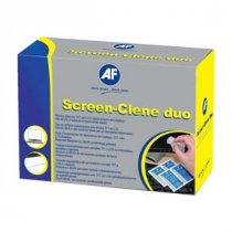 Buy AF SCR020 Screenclene Duo Wipes from AF