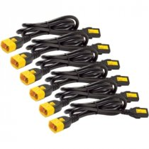 Buy APC Power Cords 1.2m - Black and Yellow from APC