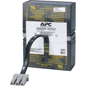 APC 1 x Replacement Battery Cartridge #32 24V 1 yr wty