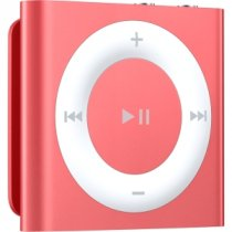 Buy Apple iPod Shuffle 2GB Flash MP3 Player - Pink from Apple