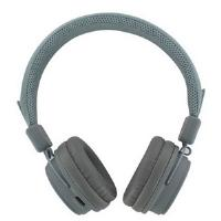 Buy BeeWi Bluetooth Stereo Headphones (Grey) from bee-wi