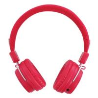 Buy BeeWi Bluetooth Stereo Headphones (Pink) from bee-wi