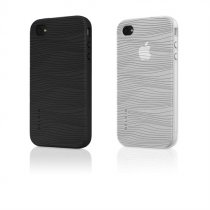 Buy Belkin Grip Groove Duo for iPod touch 4G - Black White from Belkin