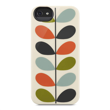 Buy Belkin Orla Kiely Multi Stem Cover Case for Apple iPhone 5 - Mul from Belkin