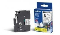 Buy BRO 6MM BLACK ON WHITE TAPE from Brother
