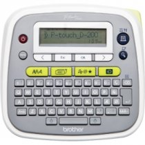 Buy Brother P-Touch D200VP A4 Labelmaker Monochrome Thermal Transfer from Brother