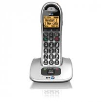 Buy BT 4000 - Big Button DECT Cordless Telephone Handsfree Single-Pa from BT
