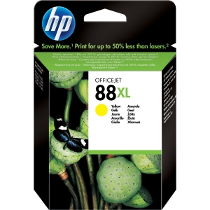 HP C9393AE No.88XL 17ml Yellow Ink