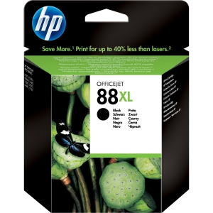 HP C9396AE No.88XL 58.9ml Black Ink
