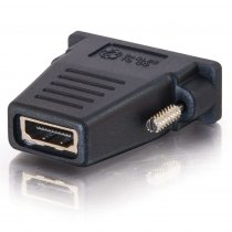 Buy Cables To Go M1 Male to HDMI Female Adaptor - Black from CablesToGo