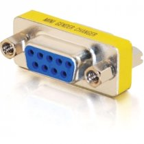 Buy CablesToGo D-Sub (DB-9) - Female to Female Mini Gender Changer from CablesToGo