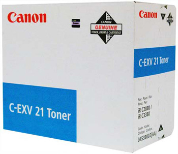 Buy Canon 0457B002BA CEXV21 Cyan Drum from CANON