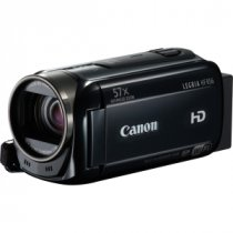 Buy Canon Legria HFR56 HD video camera blac from CANON
