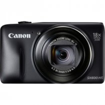 Buy Canon PowerShot SX600 HS - 16MP 3'' LCD Compact Camera 18x Optic from CANON