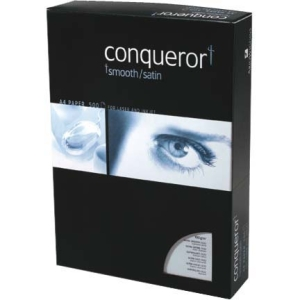 Buy Conqueror CX22 Ppr A4 Cream 100gsm Pk500 from CONQUEROR