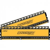Buy Crucial - 16GB (2x8GB) DDR3 1600MHz PC3-12800 240-pin DIMM Non-E from Crucial