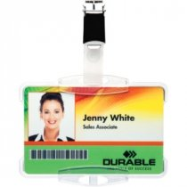 Buy D/ble Security Pass Holder Pk25 from DURABLE
