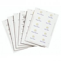 Buy Durable Badge Inserts 54x90mm Pk200 from DURABLE