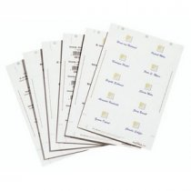 Buy Durable Badge Inserts 60x90mm Pk160 from DURABLE