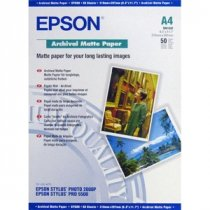 Buy Epson S041342 A4 50sht Arch Matte Pap from Epson