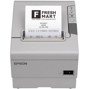 Buy Epson TM-T88V - 20.0 cpi / 15.0 cpi 300 mm/sec Parallel USB - Gr from Epson