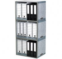 Buy Fellowes System Stax File Store Pk5 from FELLOWES M