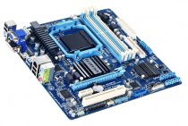 Buy Gigabyte AMD Athlon II Socket AM3+ DDR3 SATA3 PCIe GbLAN USB3.0 from Gigabyte