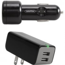 Buy Griffin PowerDuo for iPad/iPod/iPhone from Griffin