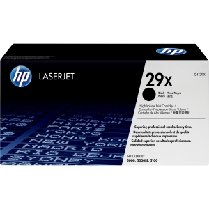 Buy HP C4129X 29X 10k Hi-Cap Black Toner from HP