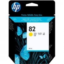 Buy HP C4913A No.82 69ml Yellow Ink from HP
