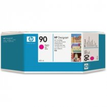 Buy HP C5063A No.90 400ml Magenta Ink from HP