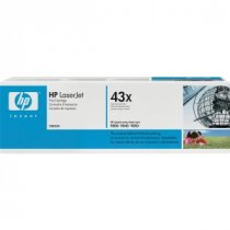 Buy HP C8543X 43X 30k Hi-Cap Black Toner from HP