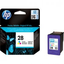 Buy HP C8728AE No.28 8ml Colour Ink from HP
