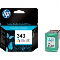Buy HP C8766EE No.343 7ml Colour Ink from HP