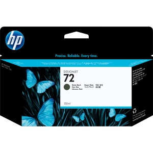 Buy HP C9403A No.72 130ml Matte Black Ink from HP