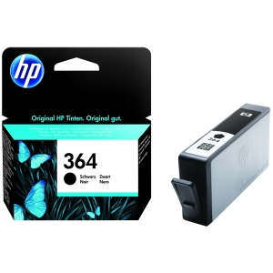 Buy HP CB316EE No.364 6ml Black Ink from HP