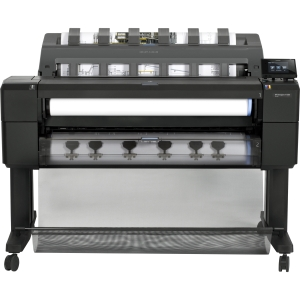 Buy HP Designjet T1500 914mm ePrint 120 A1/h 320GB HDD Gigabit Ether from HP