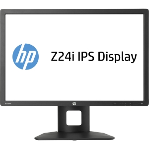 Buy HP Z24i - 24'' LCD IPS Monitor 8ms 1920x1200dpi D-Sub DVI-D Wall from HP