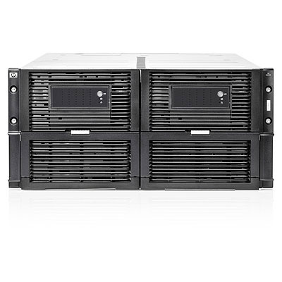 HP D6000 w/35 2TB 6G SAS 7.2K LFF Dual port MDL HDD 70TB Bundle