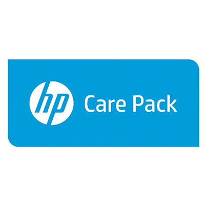 HP 1 year Care Pack w/Next Day Exchange for LaserJet Printers