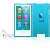Buy IPOD NANO 16GB BLUE from Apple