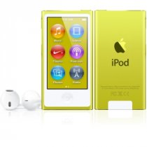 Buy IPOD NANO 16GB YELLOW from Apple