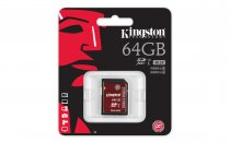 Buy Kingston SDXC UHS-I U3 Class 10 Card 64GB from Kingston