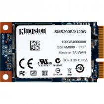 Buy Kingston SSDNow mS200 (120GB) 2.5 inch mSATA Caseless Solid Stat from Kingston
