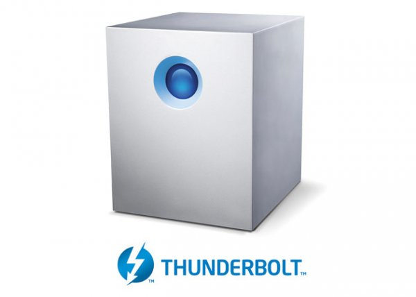 Buy LaCie 10TB 5big 7200RPM Thunderbolt Series from Lacie