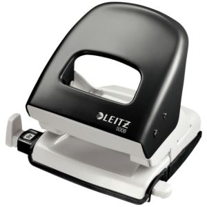 Buy Leitz 5008 2 Hole Punch 25 Sheet Black from LEITZ