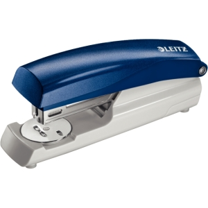 Buy Leitz 5500 Half Strip Stapler Blue/Grey from LEITZ