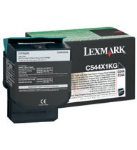 Buy LEXMARK C544X1KG XTRA H/Y RET PRO BLK TO from Lexmark