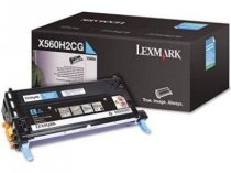 Buy Lexmark Cyan Toner Cartridge For X560n and X560dn Printers from Lexmark